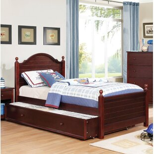 Storage Panel Bed by Darby Home Co