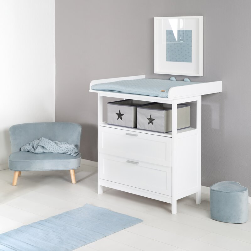 Roba Hamburg Changing Table Dresser