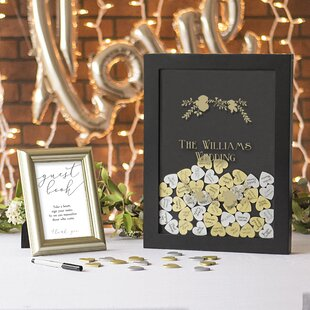 Wedding Guest Books Youll Love Wayfair