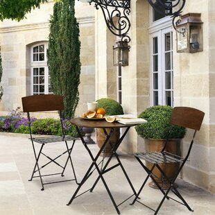 Bombay Outdoors Lucia 3 Piece Bistro Set
