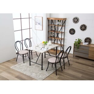 Macedo 5 Piece Dining Set