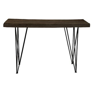 "Myria 48"" Solid Wood Console Table by Foundry Select SKU:BC797467 Details"