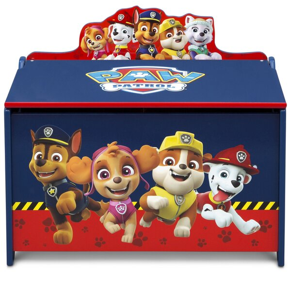 Nickelodeon Dora Deluxe Toy Box Nick Jr