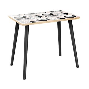 Bungalow Rose Hornick End Table