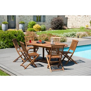 Woehler Garden 6 Seater Dining Set By Sol 72 Outdoor