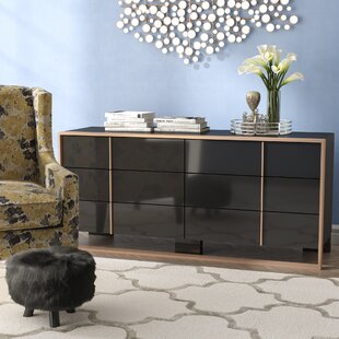 Ayaan 6 Drawer Dresser