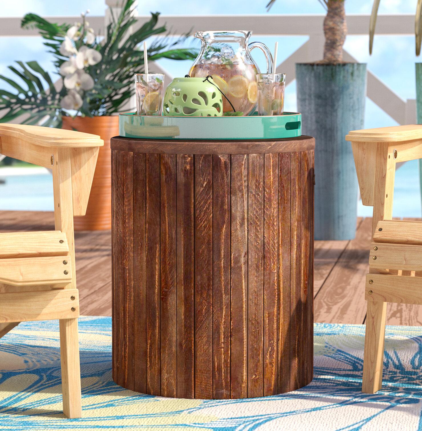 Bay Isle Home Nettle Garden Stool & Reviews | Wayfair