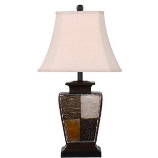 Rana off Fabric 29'' Table Lamp (Set of 2)
