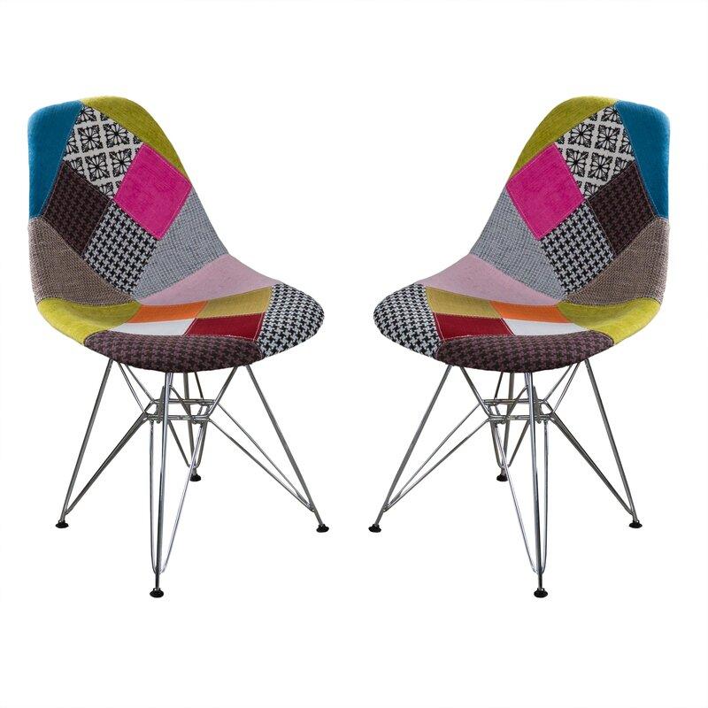 Home Loft Concepts Wilmette Side Chair & Reviews | Wayfair