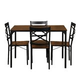 Modern Farmhouse Sustainably Sourced Kitchen Dining Room Sets You Ll Love In 2021 Wayfair