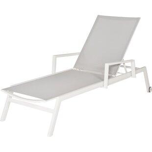 Orren Ellis Houston Chaise Lounge