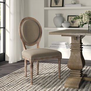 Find the perfect Silvia Upholstered Dining Chair By Greyleigh
