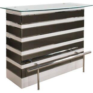 Sharelle Furnishings Mera Bar Counter