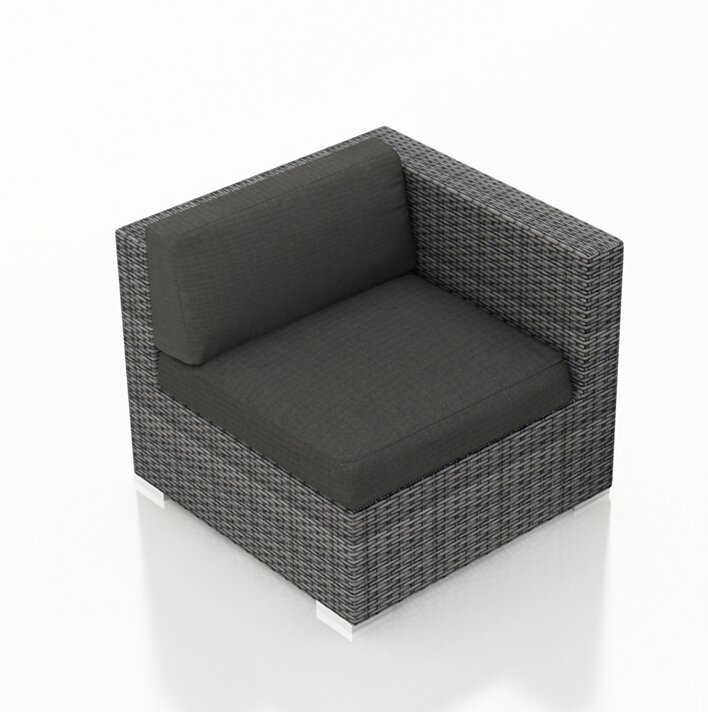 Rosecliff Heights Hobbs Patio Chair With Cushion Wayfair