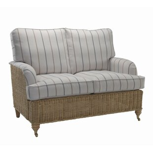 Quillen Conservatory Loveseat by Beachcrest Home
