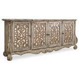 Chatelet 90 Wide Cherry Wood Sideboard by Hooker Furniture