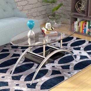 Heflin Coffee Table by Wrought..