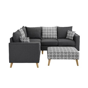 Alizeh Sectional with Ottoman