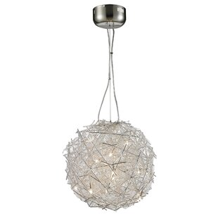 Shick Metal 15-Light Chandelier by Brayden Studio