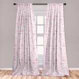 Girls Bedroom Curtains | Wayfair