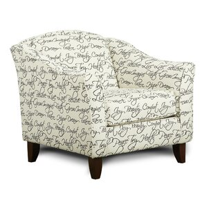 Cargin Wood Armchair by Darby Home Co