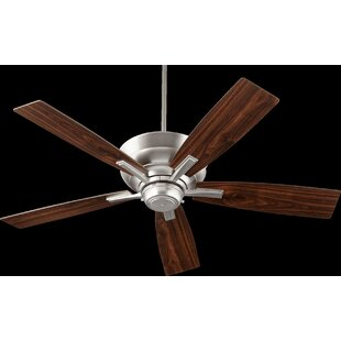 Price comparison 52 Caffee 5-Blade Ceiling Fan By Wrought Studio