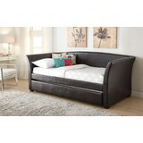 Moorehead Twin Daybed with Trundle by Red Barrel Studio®