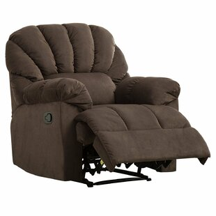 Hallinan Manual Recliner by Winston Porter