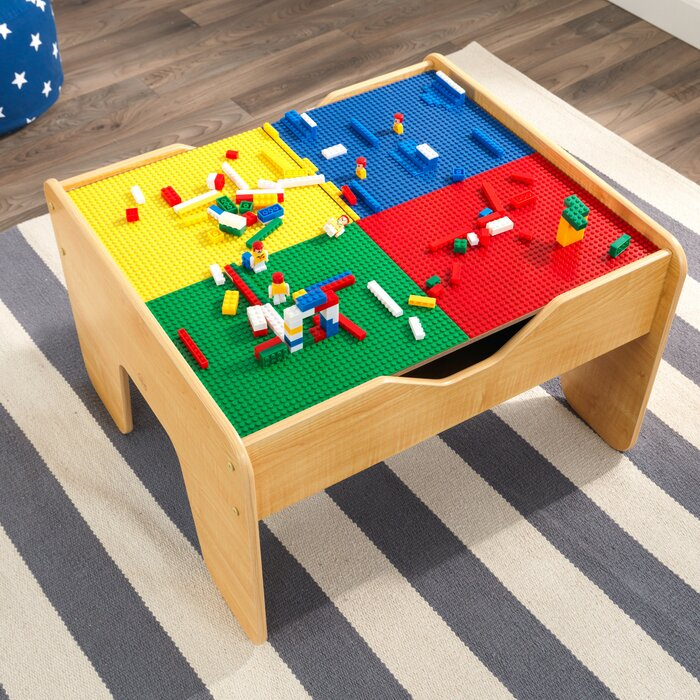 Brilliant 2 In 1 Kids Activity Table Andrewgaddart Wooden Chair Designs For Living Room Andrewgaddartcom