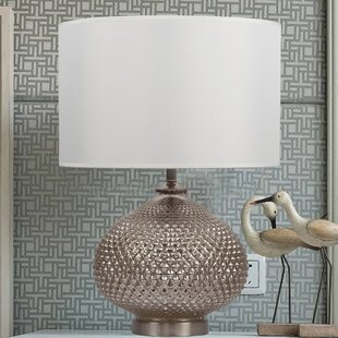 Affordable Price Blace 22.4 Table Lamp By Highland Dunes
