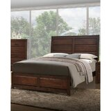 Preciado Immaculate Wooden Queen Standard Bed by Union Rustic