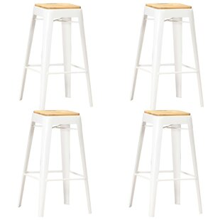 Lacy 75cm Bar Stool (Set Of 4) By Alpen Home