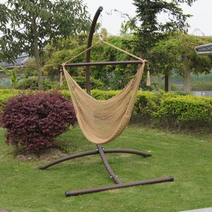 Red Barrel Studio Mindi Deluxe Hammock Chair and Stand