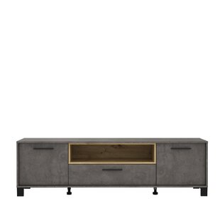 Criddle TV Stand For TVs Up To 88