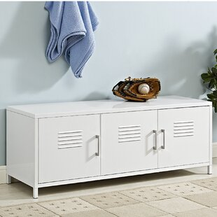 Trent Austin Design Karlie Metal Storage Bench