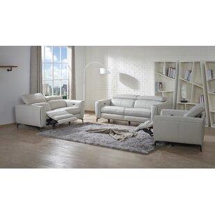 Nakale Reclining Configurable Living Room Set by Orren Ellis