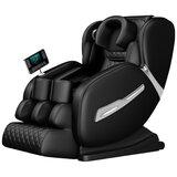 Full Body Electric Shiatsu Massage Chair With Heat-Therapy Warm Massage Rollers