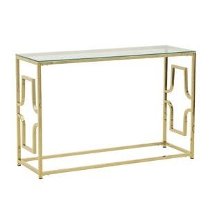 Crook Console Table By Canora Grey