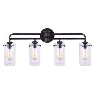 Williston Forge Dayna 4-Light Vanity Light