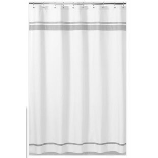 Hotel Cotton Single Shower Curtain
