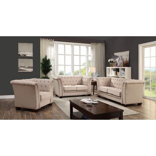 Tignor Configurable Living Room Set