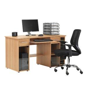 Iverson Computer Desk By Symple Stuff