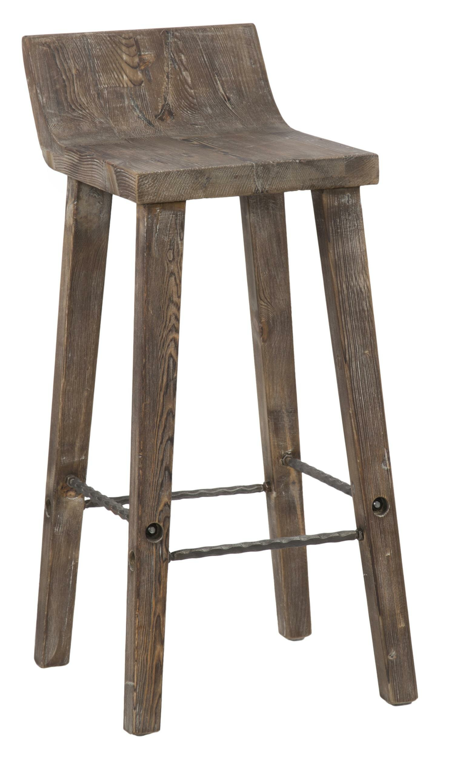 Sensational Alston Wooden Bar Stool Caraccident5 Cool Chair Designs And Ideas Caraccident5Info