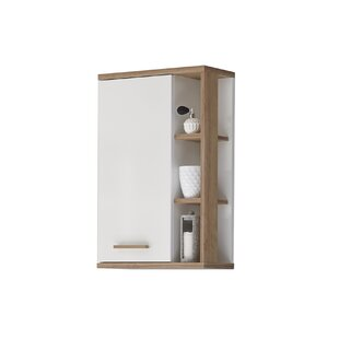 Deals Noventa 50.5 X 74.5cm Wall Mounted Cabinet
