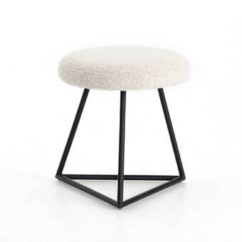 Butler Nerissa Acrylic Vanity Stool Reviews Perigold