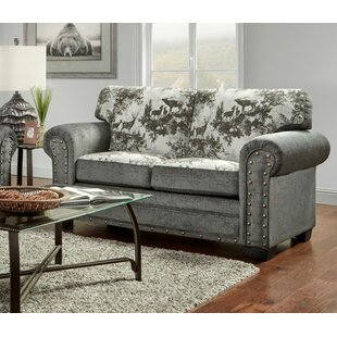 Millwood Pines Lilly Loveseat