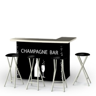 5-Piece Bar Set By Best Of Times