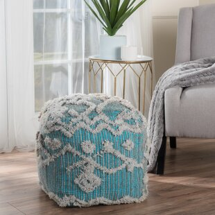 Grafton Pouf by Bungalow Rose