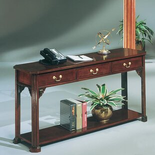 Governors Console Table by Flexsteel Contract