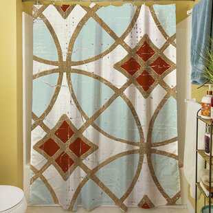 Scullin Single Shower Curtain